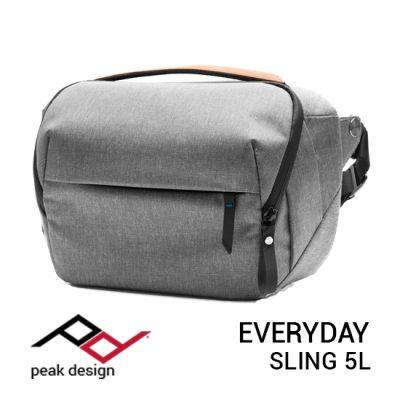 jual tas Peak Design Everyday Sling 5L Ash harga murah surabaya jakarta