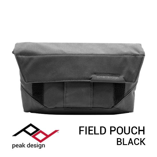 jual tas Peak Design Field Pouch Black harga murah surabaya jakarta