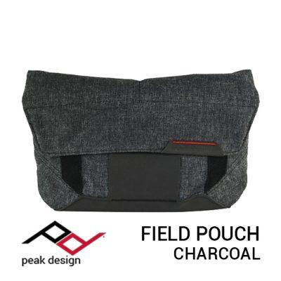 jual tas Peak Design Field Pouch Charcoal harga murah surabaya jakarta