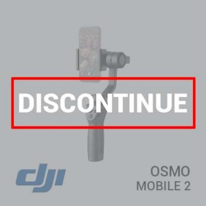 DJI Osmo Mobile 2 Smartphone Gimbal discontinue