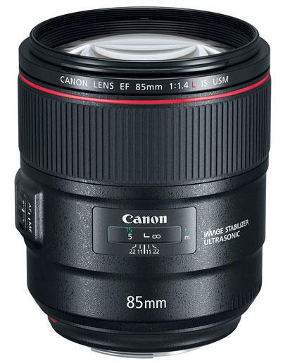 Jual Lensa Canon EF 85mm f/1.4L IS USM Harga Terbaik