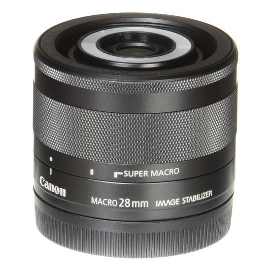 Jual Lensa Canon EF-M 28mm f/3.5 Macro IS STM Harga Murah