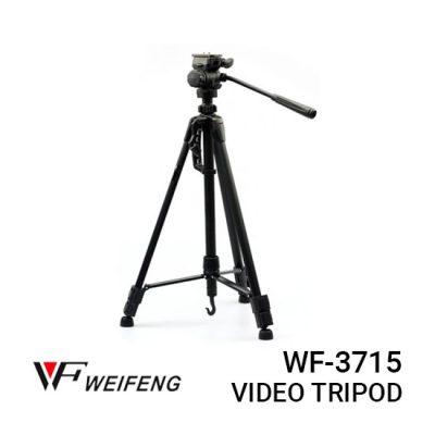 Jual Weifeng WF-3715 Video Tripod Harga Murah