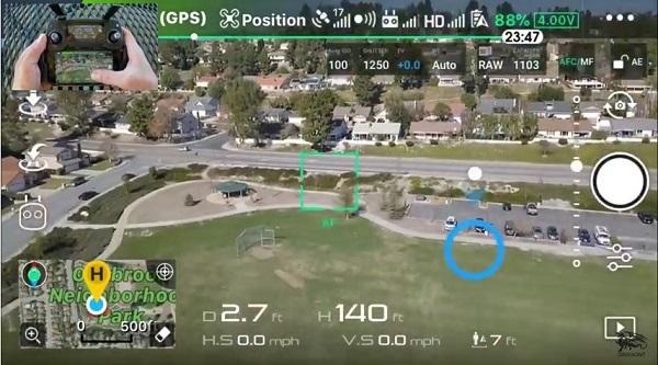 Ini Lho 6 Fitur Rahasia di DJI GO 4 App untuk Drone DJI