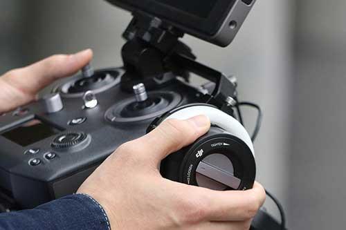 jual DJI Focus Handwheel 2 Cendence Remote Controller Stand harga murah surabaya jakarta