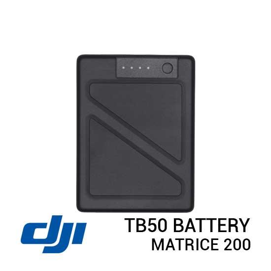 jual baterai DJI TB50 Matrice M200 Battery harga murah surabaya jakarta