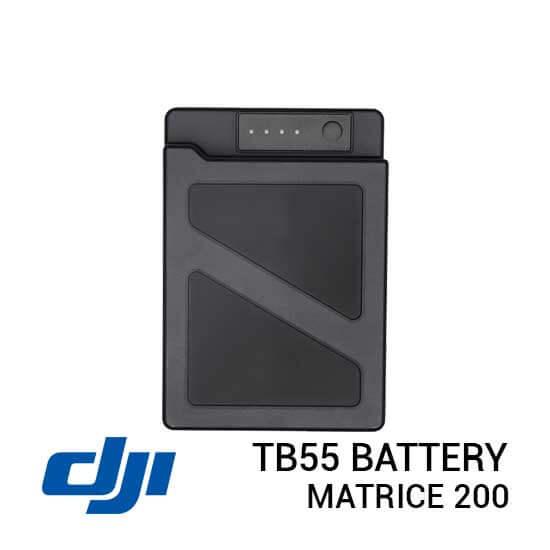 jual baterai DJI TB55 Matrice M200 Battery harga murah surabaya jakarta