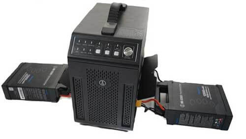 jual charger DJI Agras MG-1S Intelligent Battery Charger harga murah surabaya jakarta