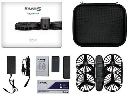 jual drone Brica Invra 5 Hybrid harga murah surabaya jakarta