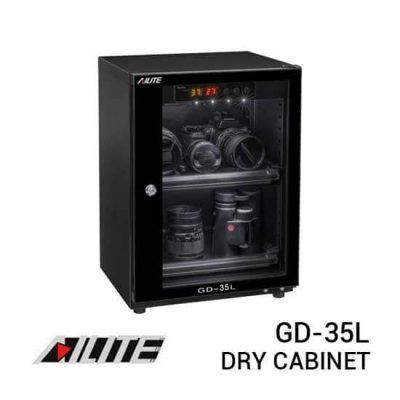 jual dry cabinet Ailite GD-35L Dry Cabinet harga murah surabaya jakarta