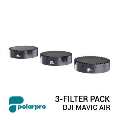 jual filter Polar Pro DJI Mavic Air 3-Filter Pack harga murah surabaya jakarta