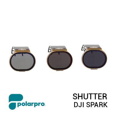 jual filter Polar Pro DJI Spark Filter Cinema Series Shutter Collection harga murah surabaya jakarta