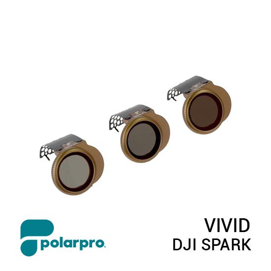 jual filter Polar Pro DJI Spark Filter Cinema Series Vivid Collection harga murah surabaya jakarta