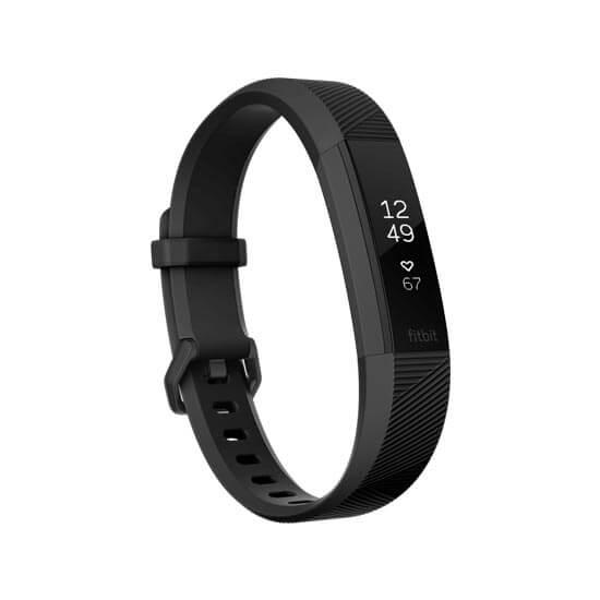 jual jam Fitbit Alta HR Black Gunmetal harga murah surabaya jakarta