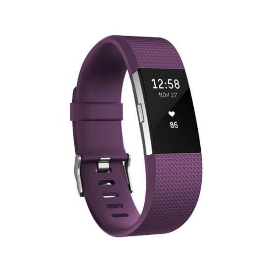 jual jam Fitbit Charge 2 Plum harga murah surabaya jakarta