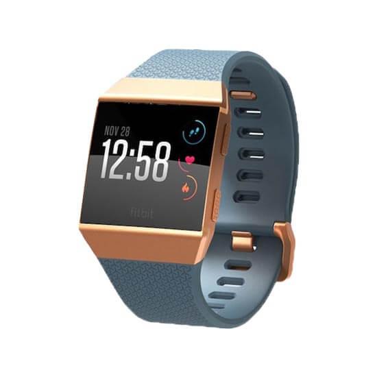jual jam Fitbit Ionic Slate Blue-Burnt Orange harga murah surabaya jakarta