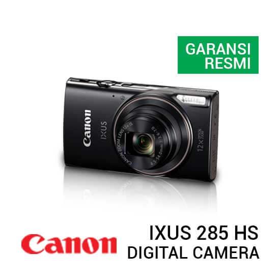 jual kamera Canon Digital IXUS 285 HS Black harga murah surabaya jakarta