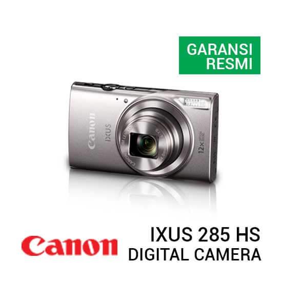 jual kamera Canon Digital IXUS 285 HS Silver harga murah surabaya jakarta