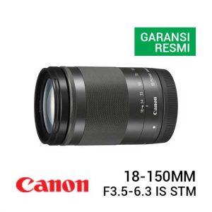 Jual Lensa Canon EF-M 18-150mm f/3.5-6.3 IS STM Harga Murah