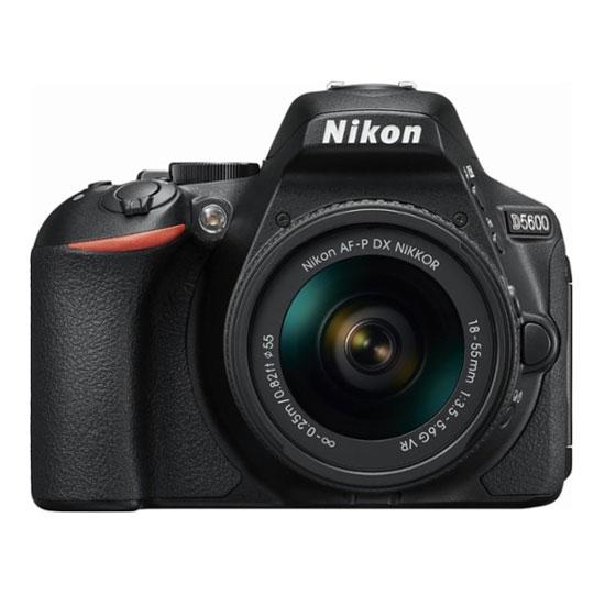 Jual Kamera DSLR Nikon D5600 kit AF-P DX 18-55mm f3.5-5.6G VR Harga Terbaik