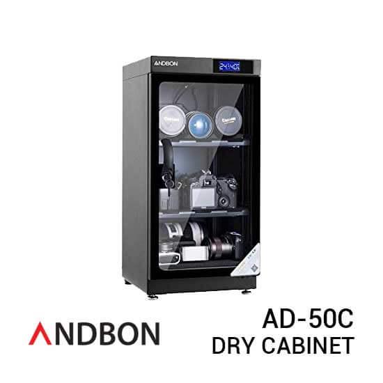 jual ANDBON AD-50C Electric Dry Cabinet harga murah surabaya jakarta