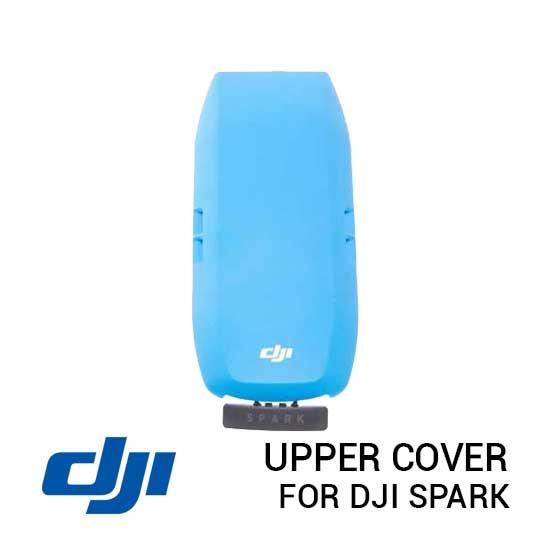 jual DJI Spark Upper Body Cover Blue harga murah surabaya jakarta
