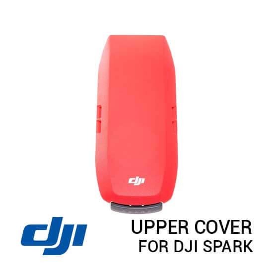 jual DJI Spark Upper Body Cover Red harga murah surabaya jakarta