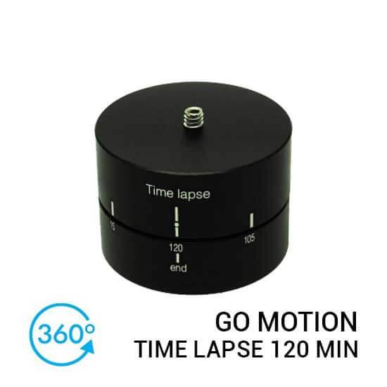 jual Go Motion Time Lapse 120 Minute - Black harga murah surabaya jakarta