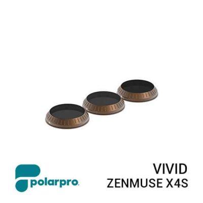 jual Polar Pro DJI Zenmuse X4S Filter Cinema Series Vivid Collection harga murah surabaya jakarta