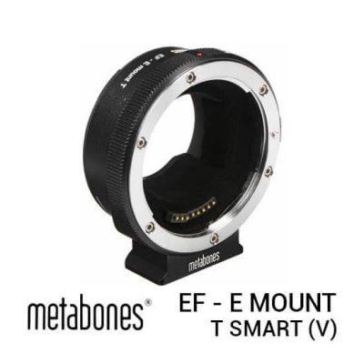 jual Metabones Canon EF/EF-S to Sony E Mount T Smart Adapter (Fifth Generation) harga murah surabaya jakarta