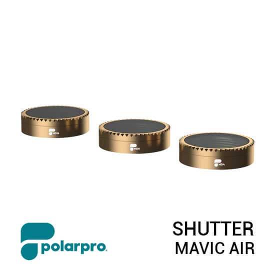 jual filter Polar Pro DJI Mavic Air Filter Cinema Series Shutter Collection harga murah surabaya jakarta