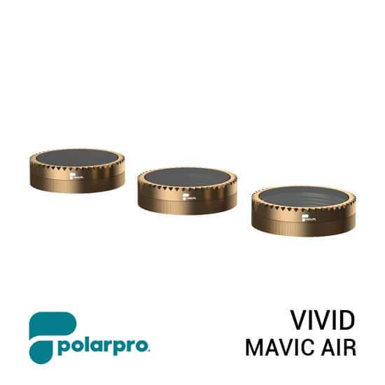 jual filter Polar Pro DJI Mavic Air Filter Cinema Series Vivid Collection harga murah surabaya jakarta