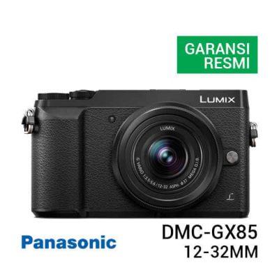 jual kamera mirrorless Panasonic Lumix DMC-GX85 Kit 12-32mm harga murah surabaya jakarta