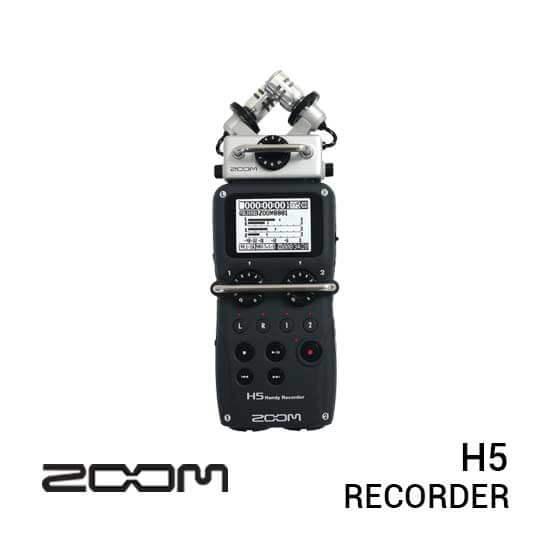 jual recorder ZOOM H5 Handy Recorder harga murah surabaya jakarta