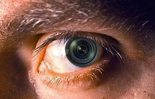 Sama Nggak Sih Sistem Lensa Kamera dengan Mata Manusia?