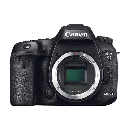 jual kamera Canon EOS 7D Mark II Kit EF-S 18-135mm IS USM + W-E1 harga murah surabaya jakarta