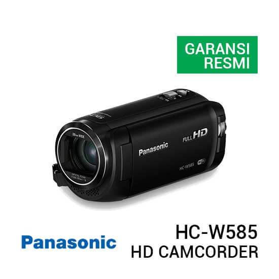 jual Panasonic HC-W585 HD Camcorder harga murah surabaya jakarta