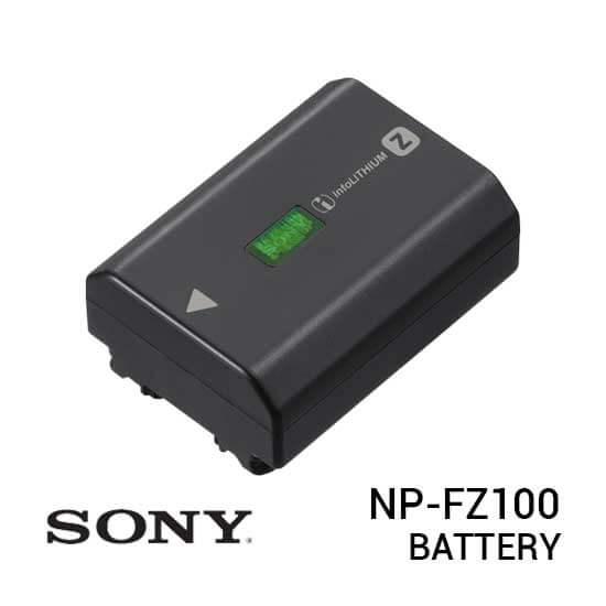 jual Sony NP-FZ100 Baterai Original harga murah