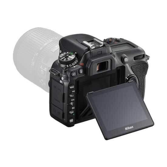 jual kamera Nikon D7500 Body Only harga murah surabaya jakarta