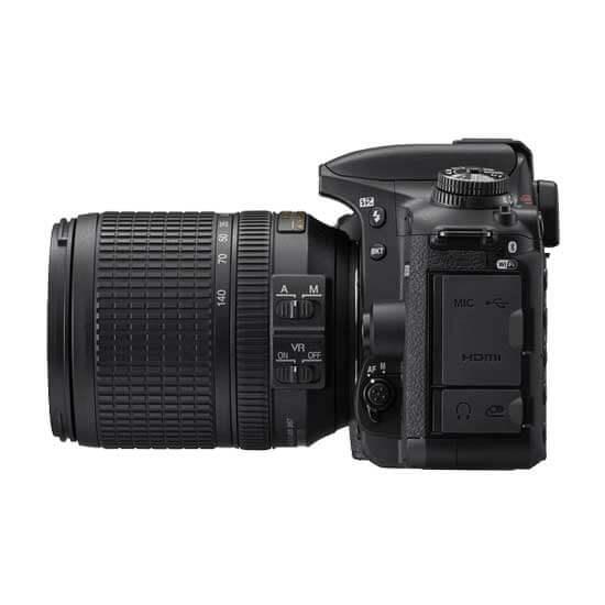 jual kamera Nikon D7500 Kit 18-140mm harga murah surabaya jakarta