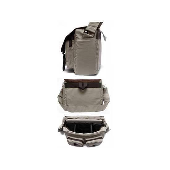 jual tas HONX HNX 008 Sling Bag Khaki Brown harga murah surabaya jakarta
