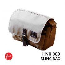 jual tas HONX HNX 009 Sling Bag Khaki harga murah surabaya jakarta