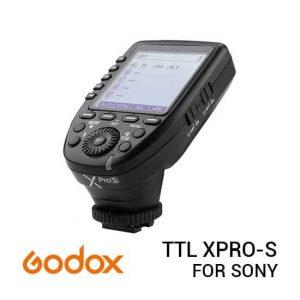 jual Godox TTL XPRO-S Wireless Flash Trigger for Sony harga murah surabaya jakarta
