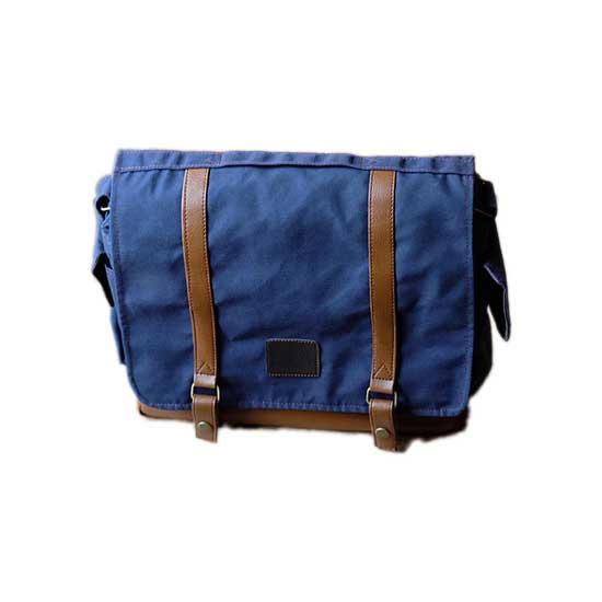 jual HONX HNX 005 Sling Bag Navy Brown harga murah surabaya jakarta