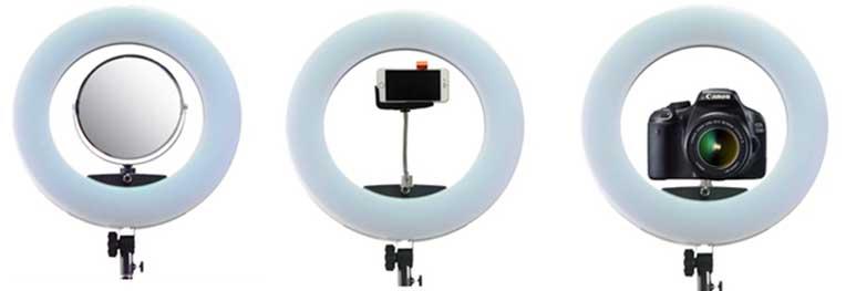 jual Ring Light FD-480II LED Complete Set harga murah surabaya jakarta