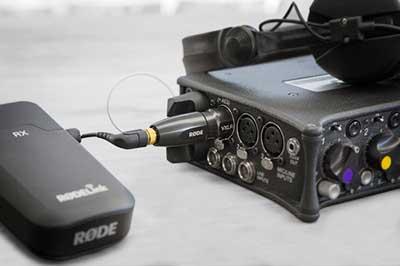 jual Rode VXLR Plus Minijack 3.5mm to XLR Adaptor with Power Convertor harga murah surabaya jakarta