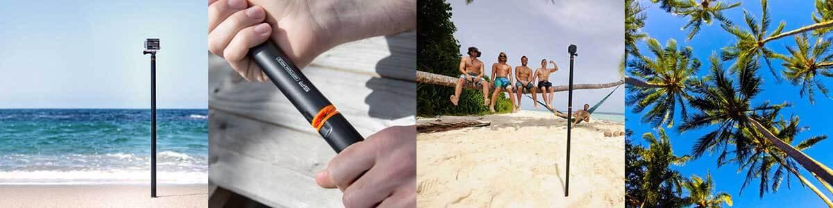 jual SP Gadgets Section Pole Extension 24 Inch harga murah surabaya jakarta