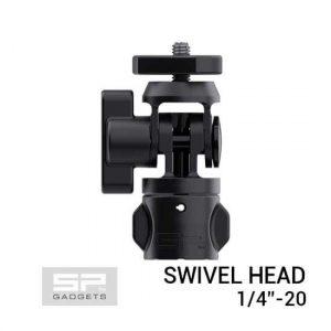 "jual SP Gadgets Section Swivel Head 1/4""-20 harga murah surabaya jakarta"