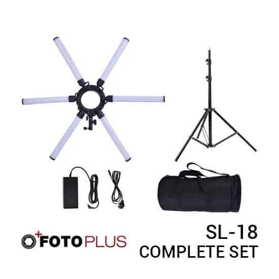 jual Star Light SL-18 LED Complete Set harga terbaik surabaya jakarta
