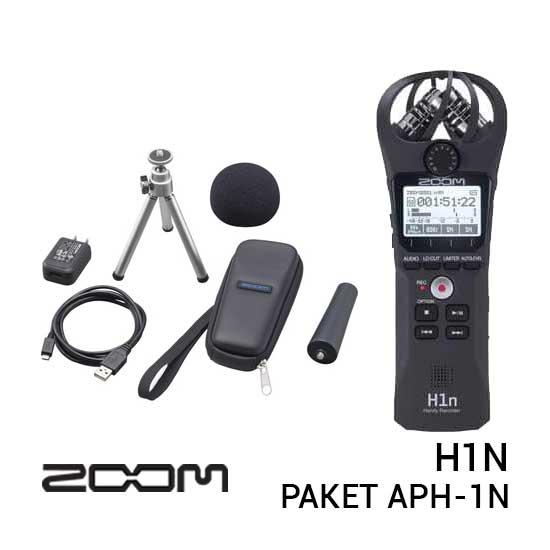 jual Zoom H1N dan APH-1N Accessory harga murah surabaya jakarta